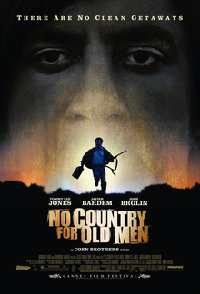 poster No Country for Old Men (2007)