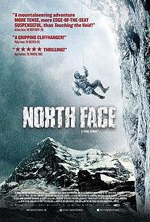 poster Nordwand – North Face (2008)