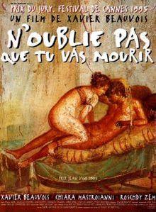poster Noublie pas que tu vas mourir (1995)