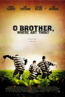 poster O Brother, Where Art Thou (2000)