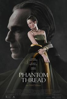 poster Phantom Thread (2017)