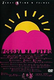 poster Pogoda na jutro (2003