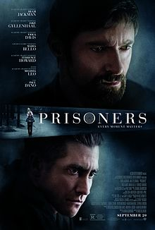 poster Prisoners (2013)