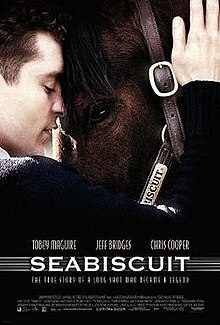 poster Seabiscuit (2003)