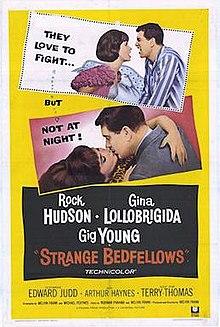 poster Strange Bedfellows (1965)