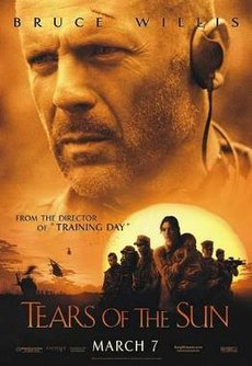 poster Tears of the Sun (2003)