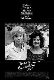 poster Terms of Endearment (1983)