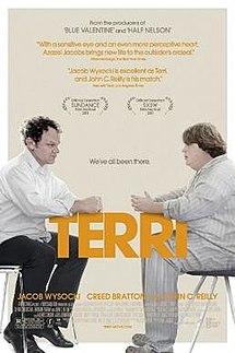 poster Terri (2011)