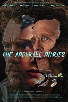 poster The Adderall Diaries (2015)