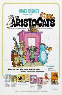 poster The AristoCats (1970)