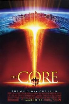 poster The Core (2003)