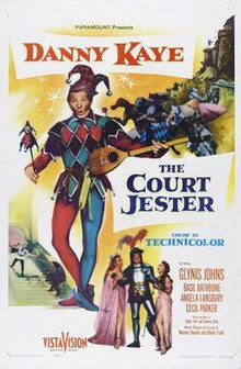 poster The Court Jester (1955)