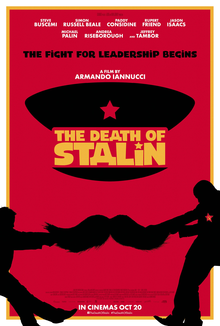poster The Death of Stalin (2017)