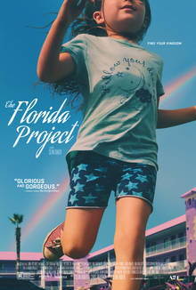 poster The Florida Project (2017)