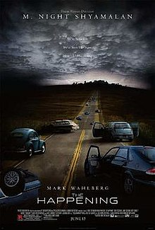 poster The Happening (2008)