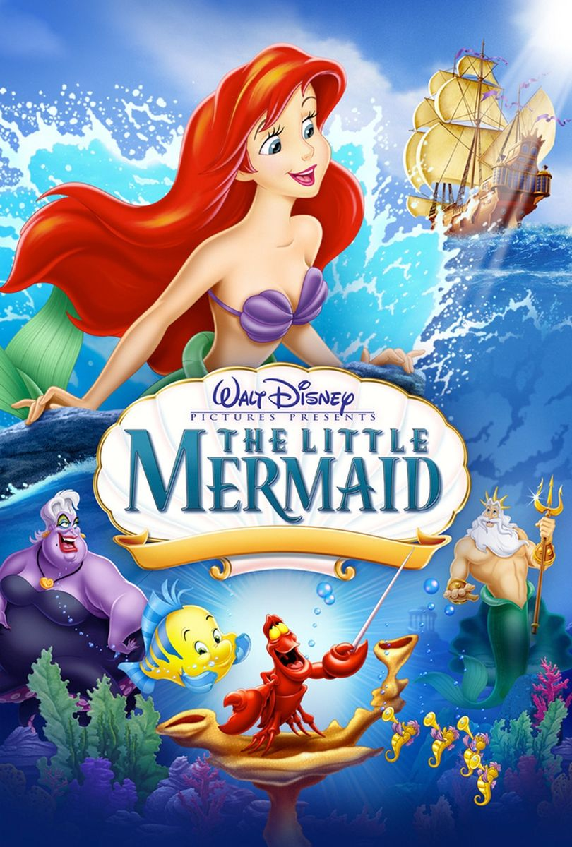 poster The Little Mermaid (1989)