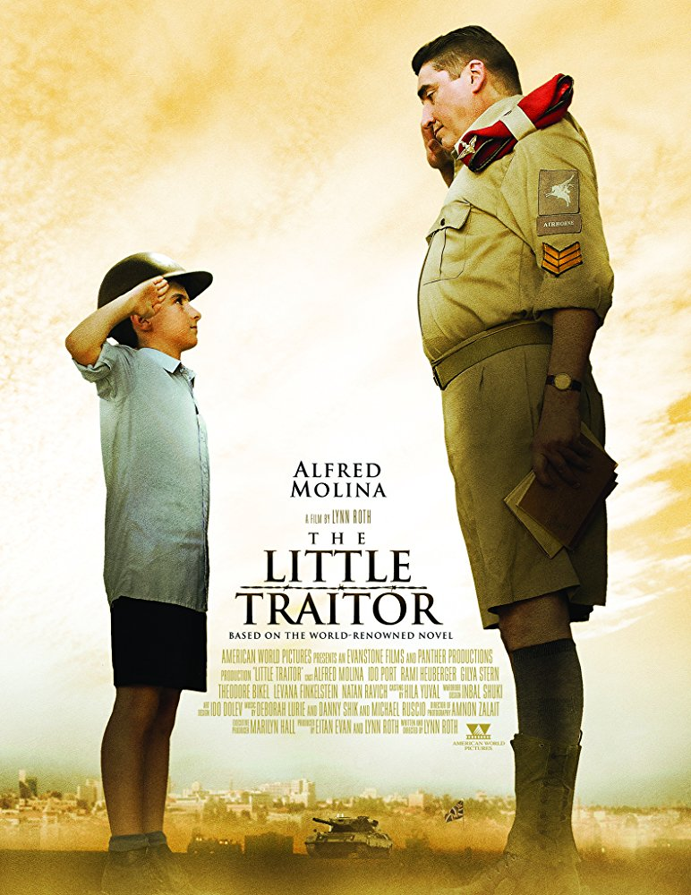 poster The Little Traitor (2007)