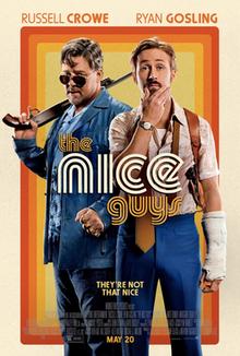 poster The Nice Guys (2016)
