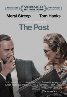 poster The Post (2017)