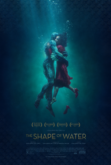 poster The Shape of Water (2017)