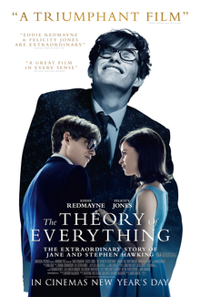 poster The Theory of Everything (2014)