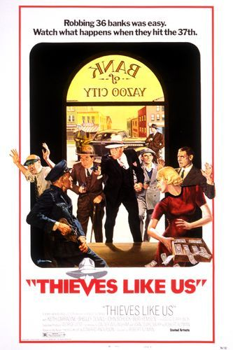 poster Thieves Like Us (1974)