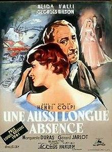 poster Une aussi longue absence (1961)