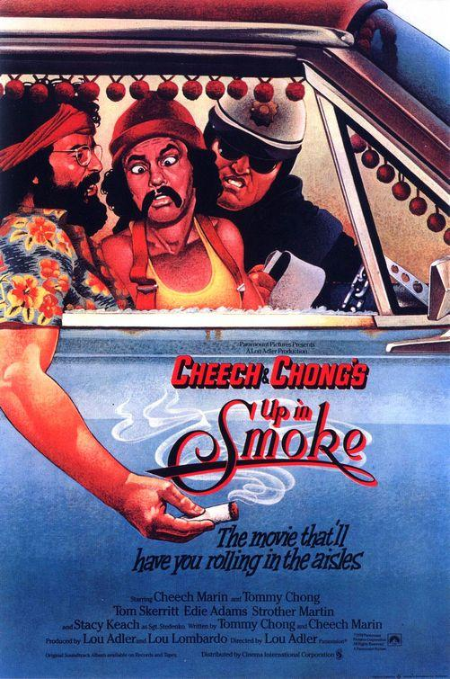 poster Up in Smoke (1978)