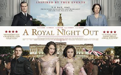 poster A Royal Night Out (2015)