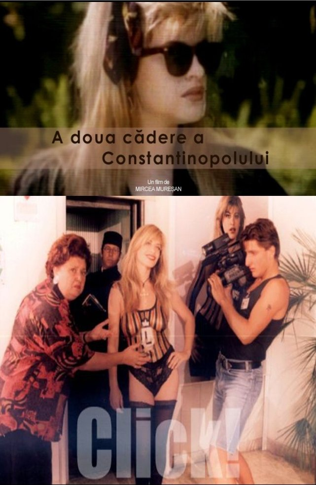 poster A doua cadere a Constantinopolului (1994)