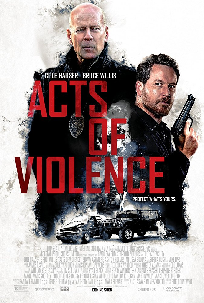 poster Acts of Violence (2018)