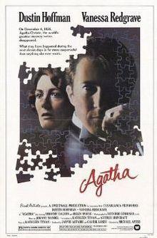 poster Agatha (1979)