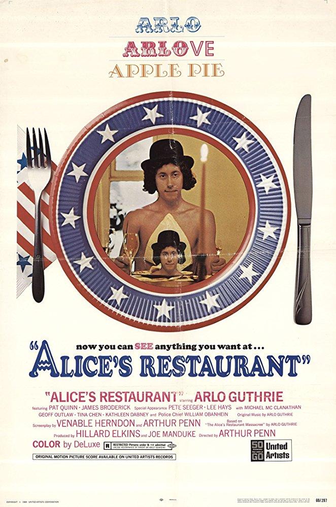 poster Alice's Restaurant (1969)