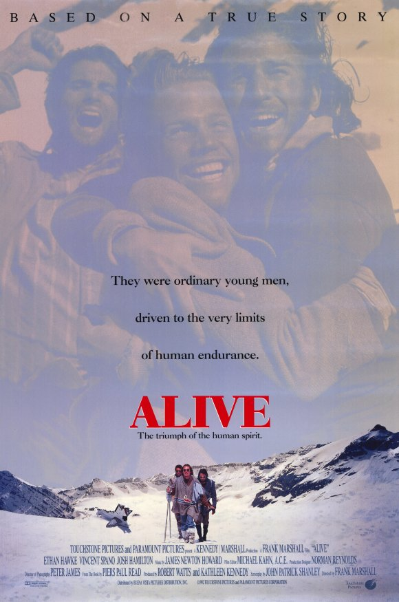 poster Alive (1993)