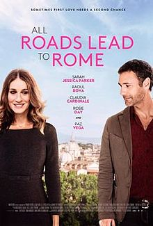 poster All Roads Lead to Rome (2015)
