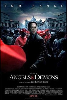 poster Angels & Demons (2009)