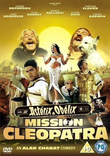 poster Asterix & Obelix Mission Cleopatre (2002)