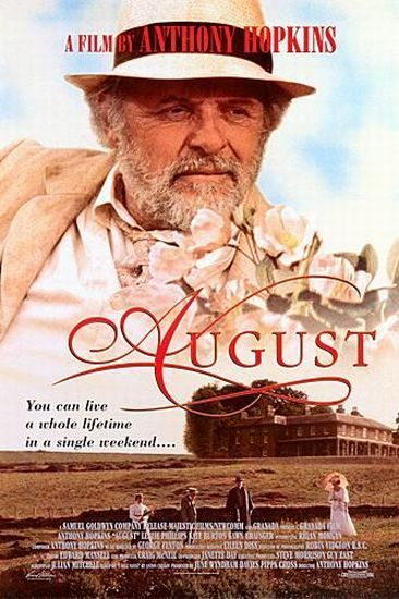poster August (1996)