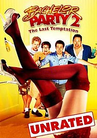 poster Bachelor Party 2 The Last Temptation (2008)