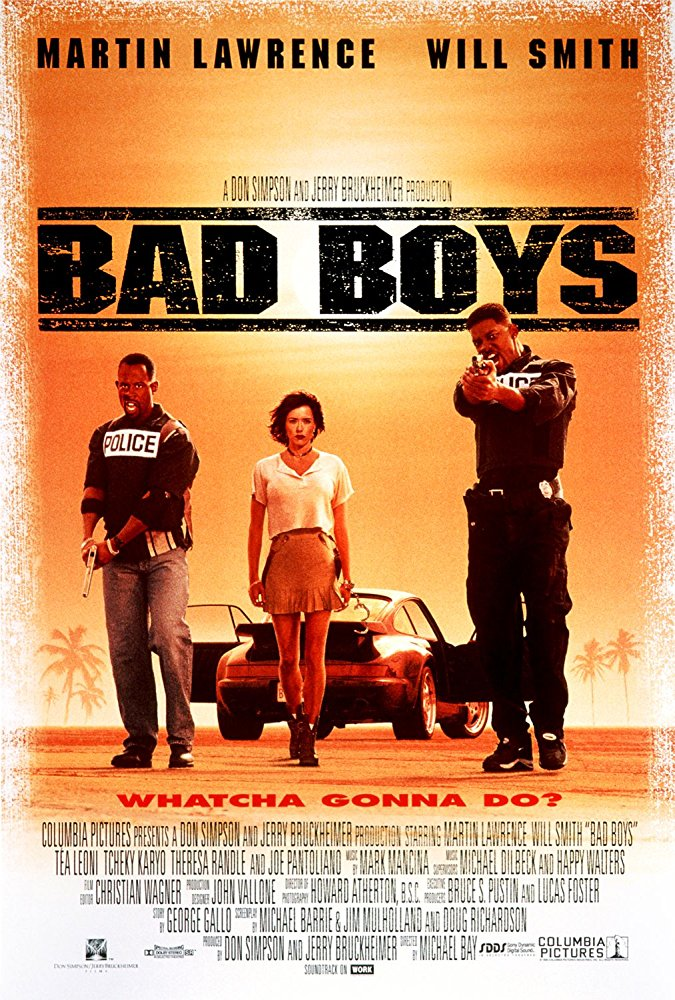 poster Bad Boys (1995)