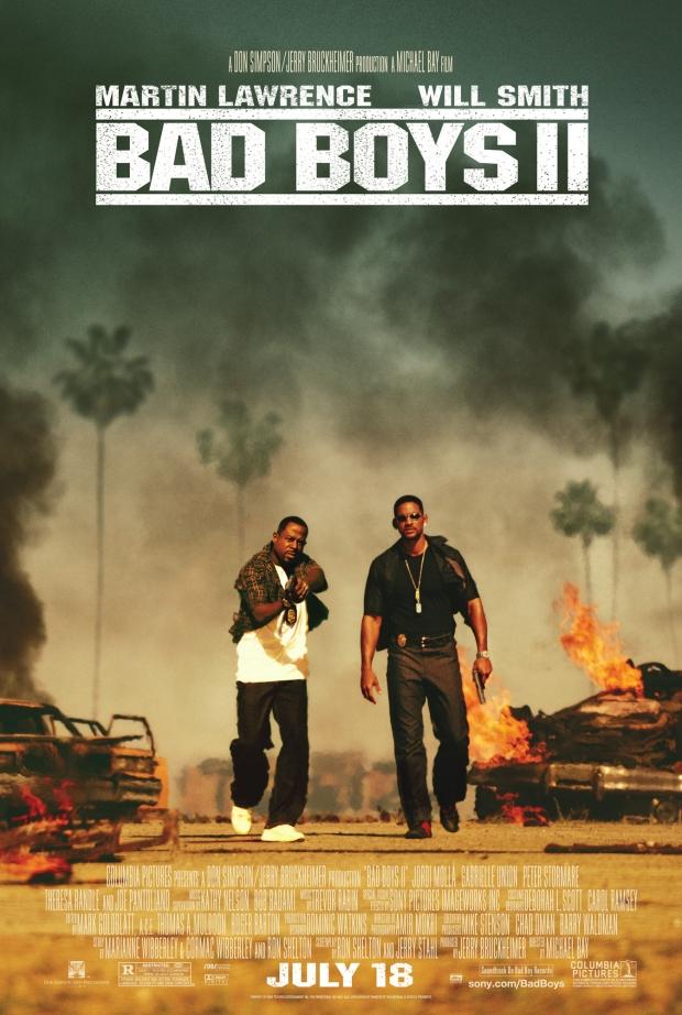 poster Bad Boys II (2003)