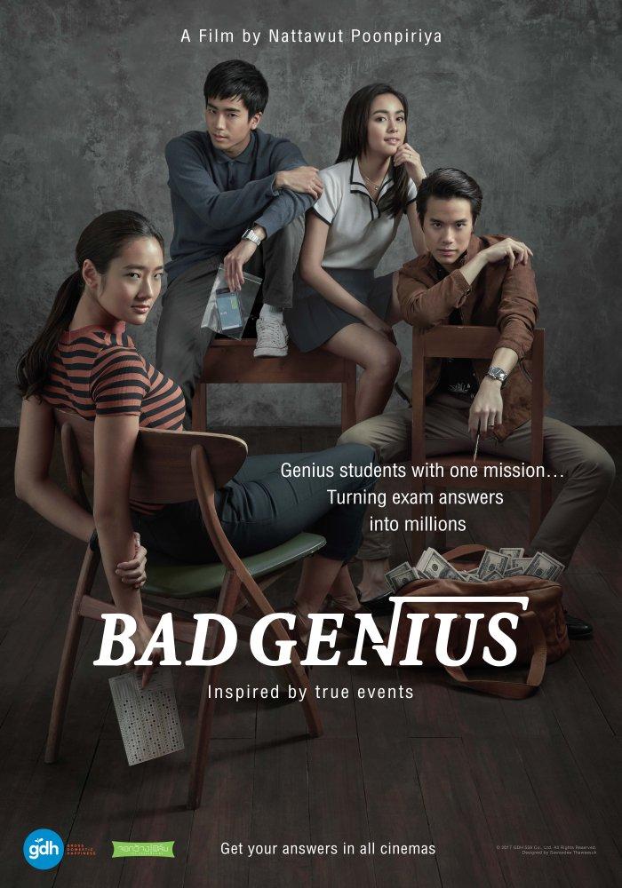poster Bad Genius (2017)