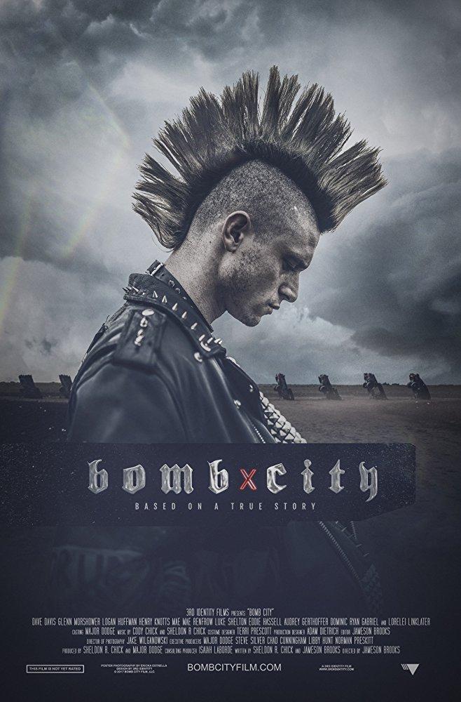 poster Bomb City (2017)