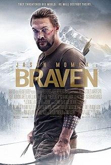 poster Braven (2018)