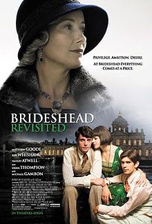 poster Brideshead Revisited (2008)