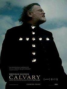 poster Calvary (2014)