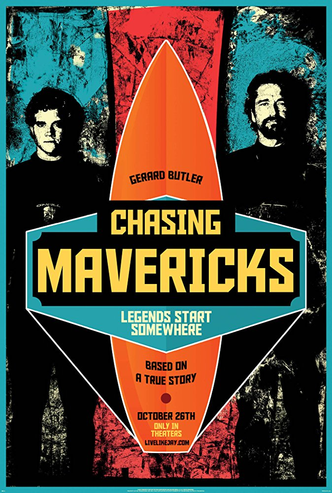 poster Chasing Mavericks (2012)