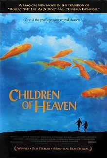 poster Children of Heaven (1997)