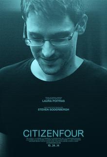 poster Citizenfour (2014)