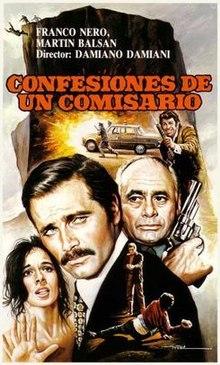 poster Confessione di un commissario di polizia al procuratore della repubblica (1971)